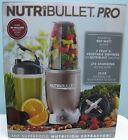 NUTRIBULLET PRO 900 BLENDER JUICER NB9-0901 9 PC SET , NEW IN BOX
