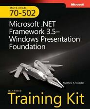 MCTS Self-Paced Training Kit (Exam 70-502): Microsoft® .NET Framework-ExLibrary
