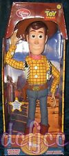 "Disney Toy Story 16"" Talking Woody Pull String Action Figure Doll NEW!"