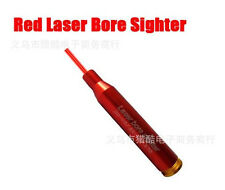 CAL .30-06/.25-06/.270 WIN Red Laser Bullet Shaped Bore Sighter Cartridge