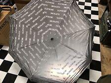 FW16 Supreme®/ShedRain® 3M Reflective Repeat Umbrella Box Logo