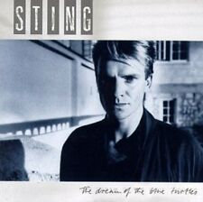Dream Of The Blue Turtles - Sting (1987, CD NEUF)