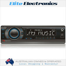 NAKAMICHI NA88 BLUETOOTH SINGLE DIN USB CAR STEREO IPOD IPHONE AUX PLAYER