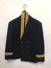 Bundeswehr Marine Sakko Gr.58 Offizier Jacke Anzug Uniform Kostüm Kapitän Bw B22