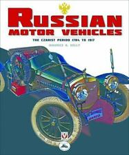 Russian Motor Vehicles: The Czarist Period 1784 to 1917 by Kelly, Maurice A.