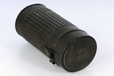 WW II - WW 2 -  German Army Wehrmacht - Container For The Gas Mask - DRAEGER