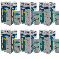 ACCU CHEK Active 300 Test Strips (300Sheets) Tracking number provided_Exp05/2017