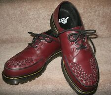 Mens Dr. Martens Ramsey Creeper Smooth Leather Sz 10 EUC