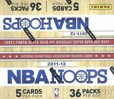 2011/12 Panini Hoops Basketball MASSIVE Factory Sealed 36 Pack Retail Box !!