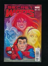 SECRET WARS VOLUME 1 #1 - MARVEL COMICS (2015) - AMANDA CONNER VARIANT COVER