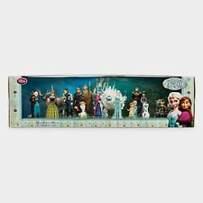 Frozen Toys Elsa Anna Olaf Kristoff Ice Monster Marshmallow Deluxe Toy Play Set