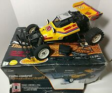 Nikko Thunderbolt F10 1/10 Scale RC Frame Buggy