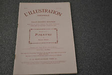 L'illustration Theatrale N°36 Paraitre Maurice Donnay  (1906)