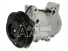 New AC A/C Compressor Fits: 99 - 04 Isuzu Rodeo / 02 - 04  Axiom / 99 - 00 Amigo