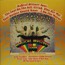 THE BEATLES 'MAGICAL MYSTERY TOUR' PORTUGUESE IMPORT LP WITH BOOKLET