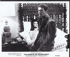 Stephen Boyd Yvette Mimieux The Caper of the Golden Bulls 1967 movie photo 29285