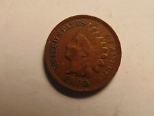 US Coins 1902 Indian Head Cent High Grade AU Condition