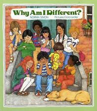 Why Am I Different? by Norma Simon (1993, Paperback)