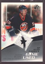 JASON BLAKE 2003-04 SP GAME USED WORN JERSEY PATCH NY NEW YORK ISLANDERS $20