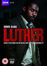 Luther Series 1 DVD FREE SHIPPING