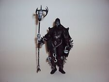 Damaged Raven Spawn Reborn Action Figure Todd Mcfarlane