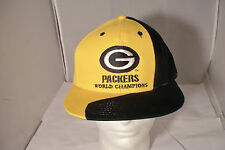 Green Bay Packers World Champions Snapback Hat by Citgo New