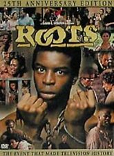 Roots (2002) LeVar Burton, Olivia Cole, Robert Reed BRAND NEW & SEALED UK R2 DVD