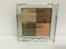 Collection 2000 Shimmer Shades WAY TO GO Blush, Shimmering Cheek Colour