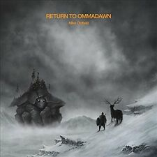 MIKE OLDFIELD RETURN TO OMMADAWN CD & DVD - PRE RELEASE 20TH JANUARY 2017