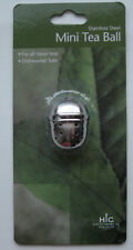 "Mini Tea Ball - 1 1/2"" - New in Box, Stainless Steel - The Elder Herb Shoppe"