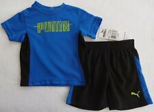 Puma Boys Two Piece Shorts Set(Size 3-6Months)