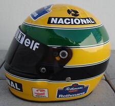 AYRTON SENNA 1994 Excelent Replica Helmet 1:1 Scale !!!