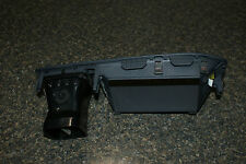 2014 VOLVO S60 DISPLAY SCREEN BEZEL PLASTIC TRIM VENT