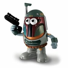 Mr Potato Head Star Wars Boba Fett Poptaters Collector's Edition Figure