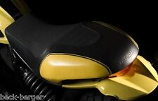DUCATI Racing Sitzbank Seat Full Throttle schwarz gelb SCRAMBLER NEU !!