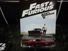 HOTWHEELS    2016  FAST & FURIOUS  69 DODGE CHARGER DAYTONA