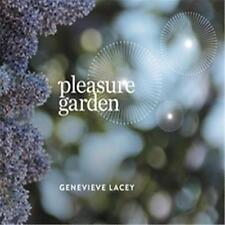 GENEVIEVE LACEY PLEASURE GARDEN DIGIPAK CD NEW