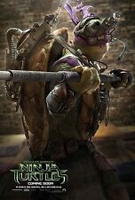 Teenage Mutant Ninja Turtles TMNT (2014) Movie Poster (24x36) - Donatello NEW v2