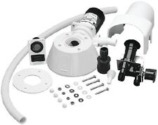 New Quiet Flush Conversion Kit jabsco 372550092 With remote mounted flush pump f