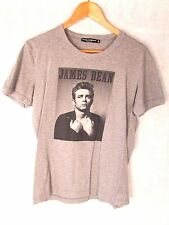 Dolce & gabbana taille 48 ou uk m james dean graphique t shirt authentique