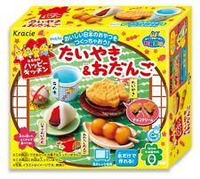 UK Seller Japanese Sweets Kracie Taiyaki & Dango Popin Cookin Kit DIY Make Candy