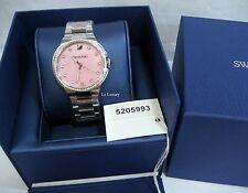 Swarovski City Rose Bracelet Watch, Ladies, Swiss quartz Authentic MIB 5205993