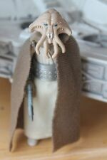 1983 Squidhead squid head Star Wars KENNER vintage figure loose rotj jabba skiff