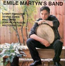 Martyn, Emile-And His Band CD NEW