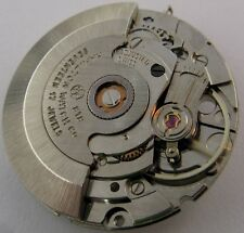 used Hamilton 818 eta ? 17 jewels watch movement & dial for parts