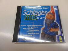 Cd  Schlagermixtur von Die Party Mixer