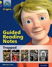 Project X Origins: Lime Book Band, Oxford Level 11: Trapped: Guided Reading...