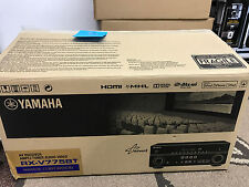 Yamaha RX V775BT 7.2 Channel 115 Watt Receiver plus Bluetooth adapter new