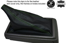 GREEN STITCHING LEATHER GEAR GAITER SHIFT BOOT FITS TOYOTA TACOMA 1998-2004