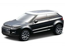 Land Rover Lrx (Evoque) 2010 - Black    1/43  By burago Model Car refZ116